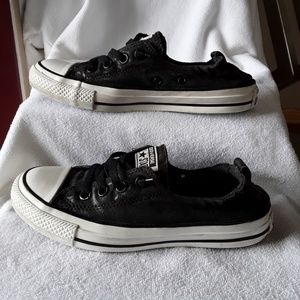 Converse slouch sneakers😀😀😀